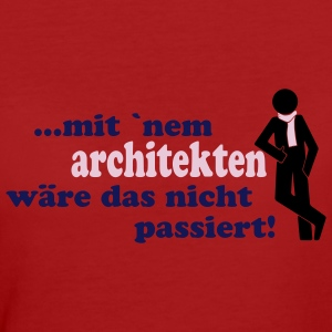 Architekt12 T-Shirts - Frauen Bio-T-Shirt