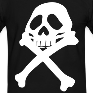 Pirate Tee shirts - T-shirt contraste Homme