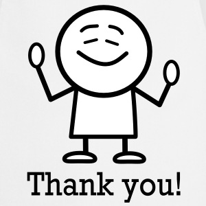 thank you !  Aprons - Cooking Apron