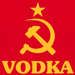Vodka__V001 T-shirts - T-shirt herr