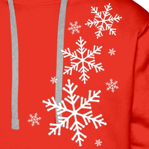 First Snow Hoodies & Sweatshirts - Men's Premium Hoodie