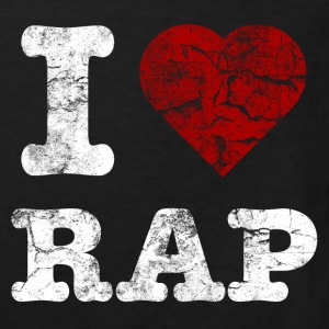 i_love_rap_hell Tee shirts - T-shirt Bio Enfant