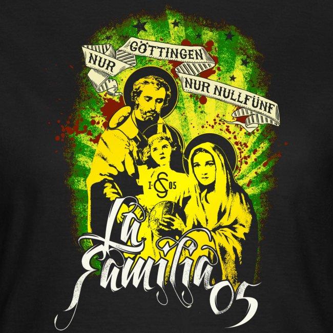 La Sagrada Familia [feminin]