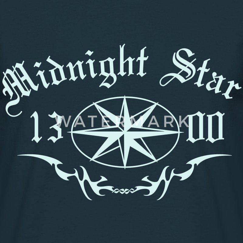 Midnight Star XVS 1300 - T-shirt Homme