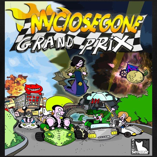 Grand Prix Rules Girl