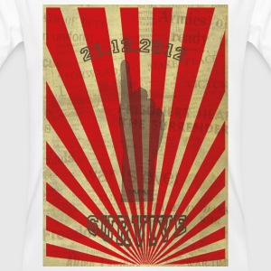 I Survive 21.12.2012 T-Shirts - Men's Organic T-shirt