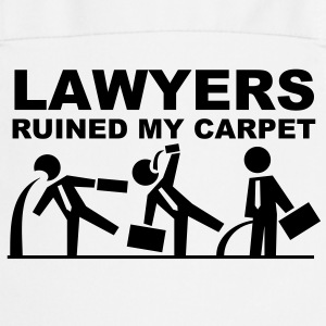Lawyers ruined my carpet Fartuchy - Fartuch kuchenny