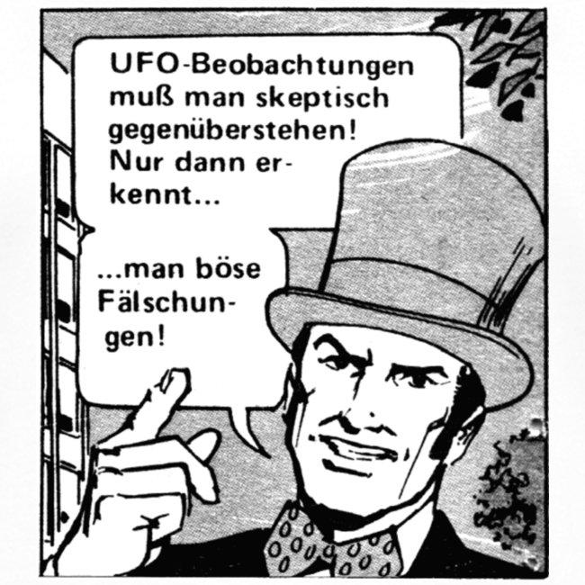 Ufo - weiss - wmn