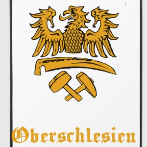 Oberschlesien-Logo - iPhone 4/4s Hard Case