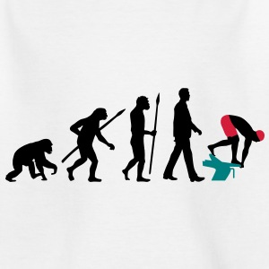 evolution_schwimmer_102012_a_3c T-Shirts - Teenager T-Shirt