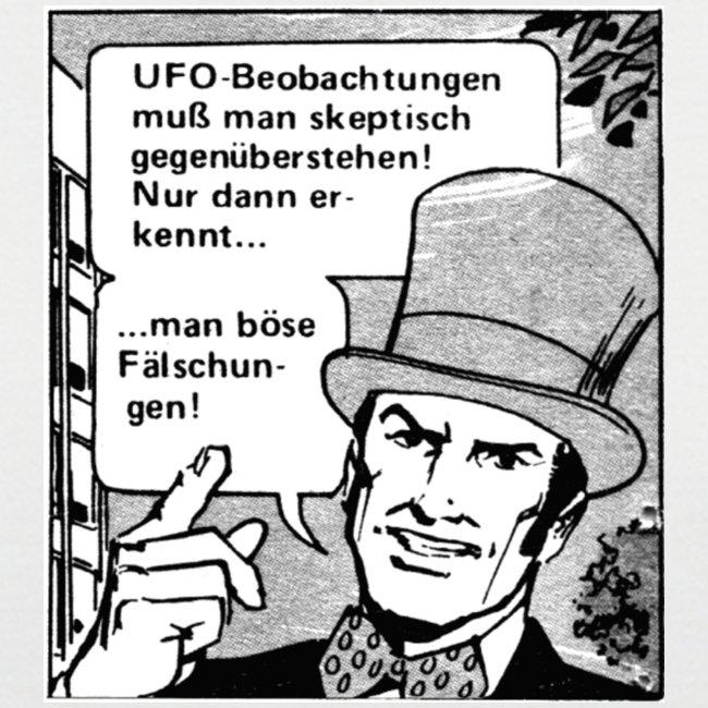 Ufo - weiss