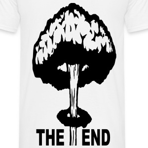 the end T-Shirts - Männer T-Shirt