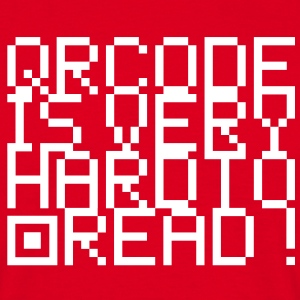 QR Code is very hard to read T-Shirts - Camiseta hombre