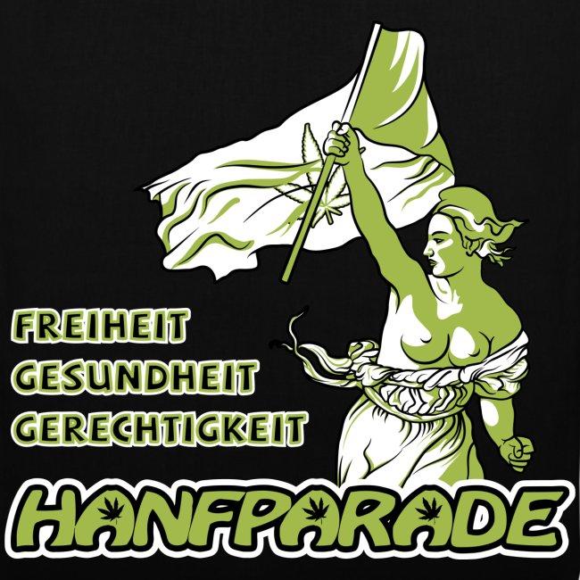 Hanfparade 2012 Shopper