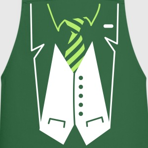 Anzug mit Weste / fake suit with vest (2c)  Aprons - Cooking Apron