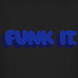 FUNK IT. - Ekologisk T-shirt herr