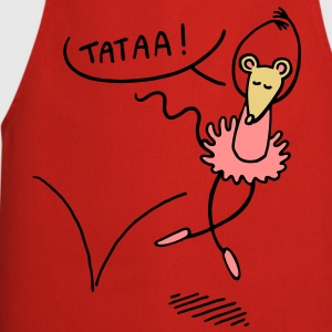 Ballet Mouse   Aprons - Cooking Apron