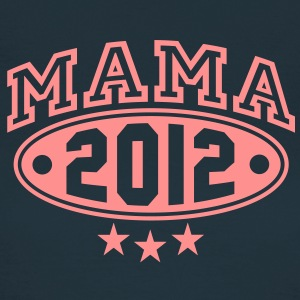 MAMA 12 3-STAR DESIGN T-Shirt RN - Women's T-Shirt