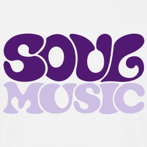 Soul Music T-Shirts - Men's T-Shirt