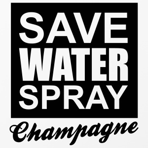 Save Water spray Champagne Sonstige - iPhone 4/4s Hard Case