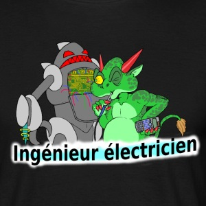 ingenieur_electricien FR Tee shirts - T-shirt Homme