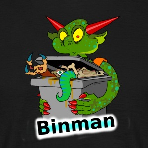 binman T-Shirts - Men's T-Shirt