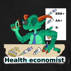 health economist T-Shirts - Men's T-Shirt