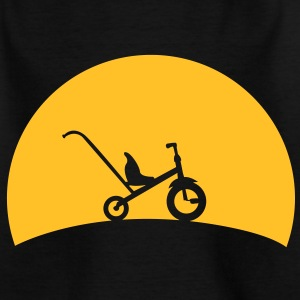 Tricycle in the sunset  Shirts - Kids' T-Shirt