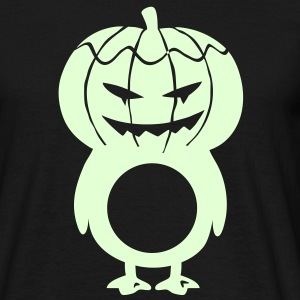 Pumpkin Penguin T-Shirts - Men's T-Shirt