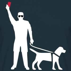 Blind Referee T-Shirts - Men's T-Shirt