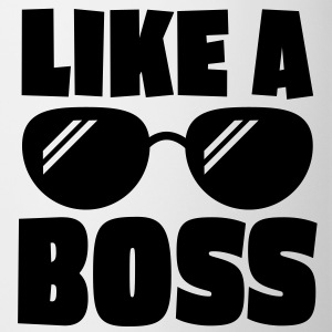 like a boss 1c Flaskor & muggar - Mugg