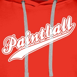 paintball Hoodies & Sweatshirts - Men's Premium Hoodie