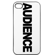 Design ~ AUDIENCE iPhone Case (iPhone 4 and 4S)