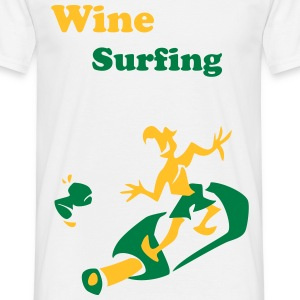 Beach Surf - Holiday Party - Men's T-Shirt
