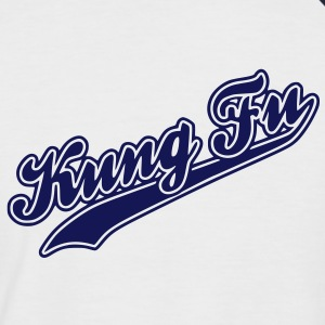 kung fu T-Shirts - Men's Baseball T-Shirt