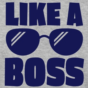 like a boss 1c Hoodies & Sweatshirts - Men's Sweatshirt
