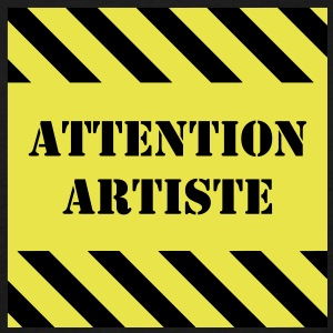 Attention Artiste! Tee shirts - T-shirt Homme