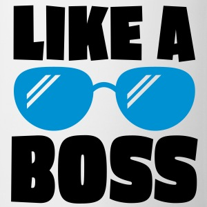 like a boss 2c Flaskor & muggar - Mugg