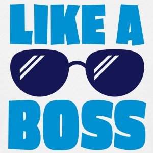 like a boss 2c T-skjorter - T-skjorte for menn