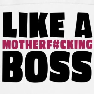 like a motherfcking boss 2c  Aprons - Cooking Apron