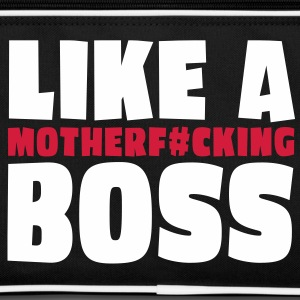 like a motherfcking boss 2c Vesker - Retro veske