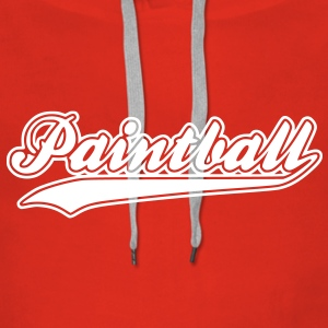 paintball Hoodies & Sweatshirts - Women's Premium Hoodie