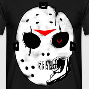 Horror Hockey Mask T-Shirts - Men's T-Shirt