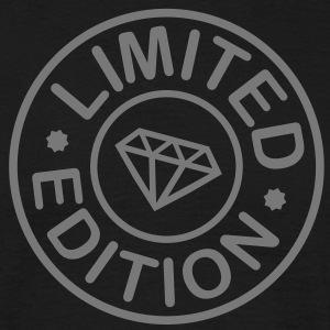 LIMITED EDITION, Diamant T-Shirts - Männer T-Shirt