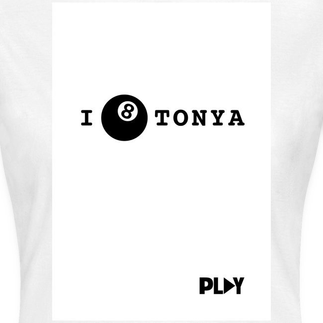 Camiseta I love Tonya