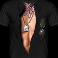 Motiv ~ Traummann Traumkörper - T-Shirt