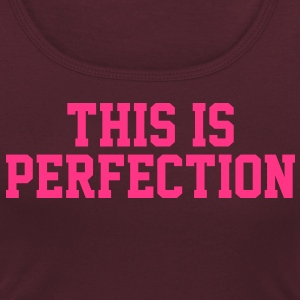 This is perfection - T-shirt col rond U Femme