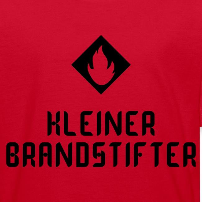 "Kindershirt ""Kleiner Brandstifter"""