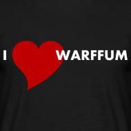 Ontwerp ~ I love Warffum T-shirt