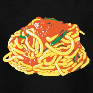 Spaghetti for Teenagers - Teenage T-shirt